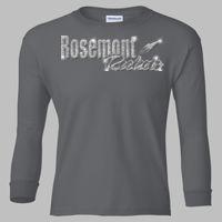2400B Youth Ultra Cotton™ Long Sleeve T-Shirt Thumbnail